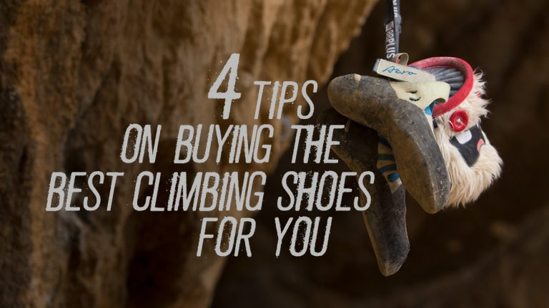 Choosing and Buying the Right Climbing Shoes