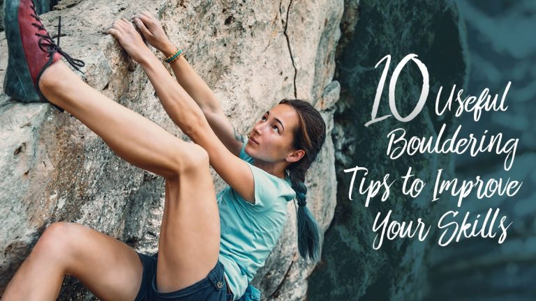 Bouldering Tips to Improve Your Skills