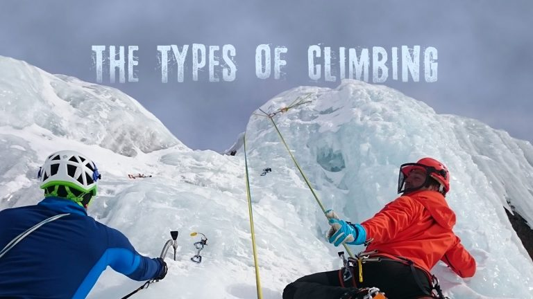 The Types of Climbing