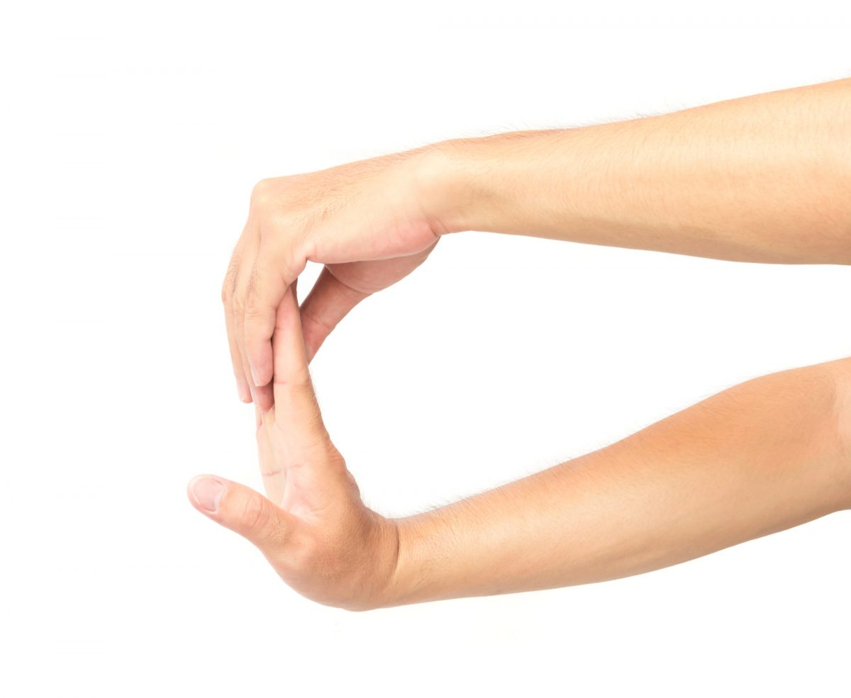 finger stretches